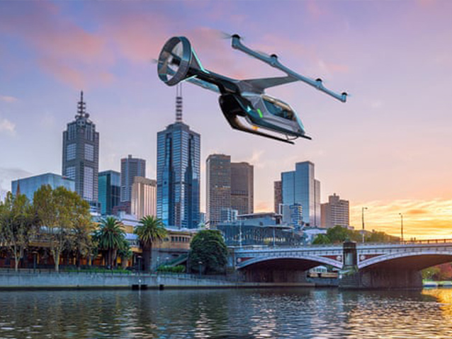 Uber Air announces Melbourne as trial city for flying taxi service