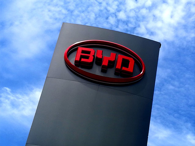 BYD's new blade battery set to redefine EV safety standards